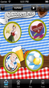 Wiesn-App iPhone